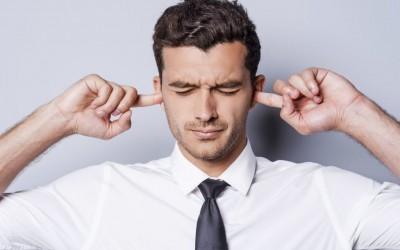 Last van herrie op het kantoor?