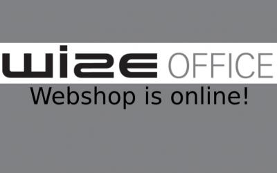 Webshop online!